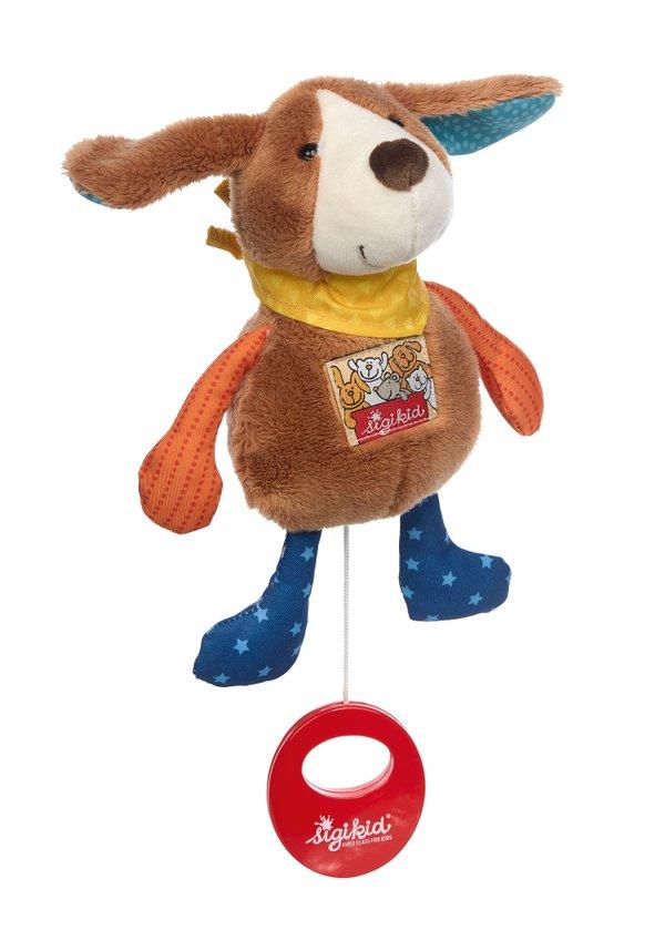 SIGIKID Mini Spieluhr Hund