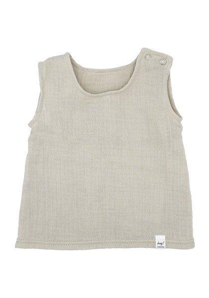 MAXIMO Musselin Baby Shirt