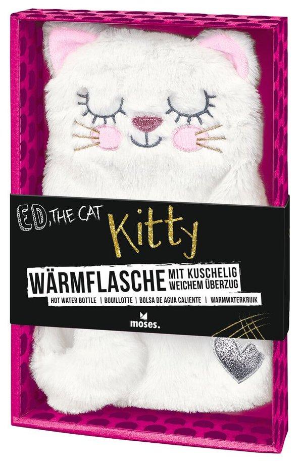 ED THE CAT, Wärmflasche KITTY