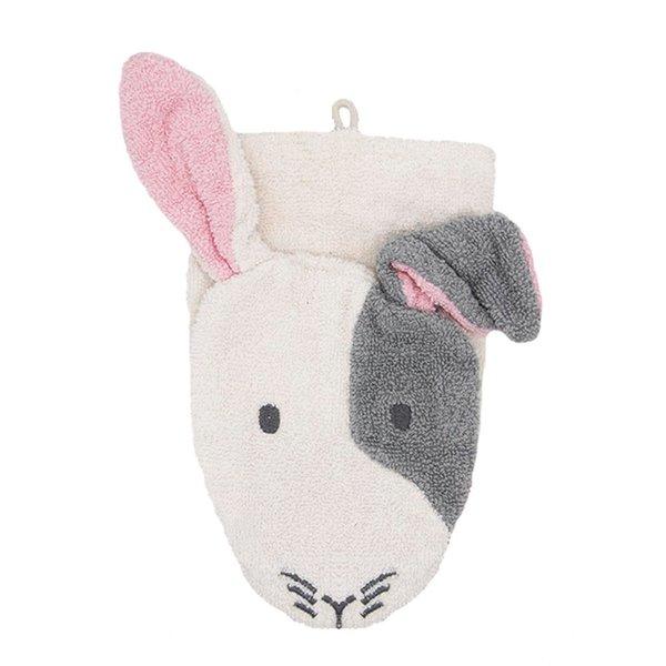 Fürnis Bio Waschhandschuh Hase Henry groß