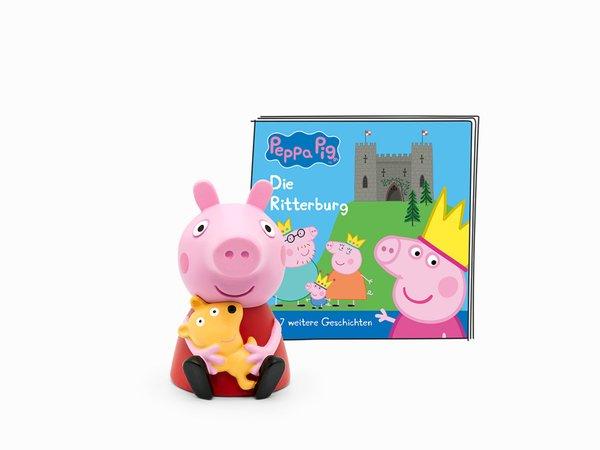 Tonies Peppa Pig Die Ritterburg und 7 weitere Geschichten