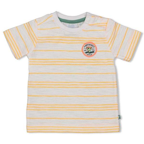 FEETJE Baby T-Shirt, Snacktime, Gr. 68 bis Gr. 86