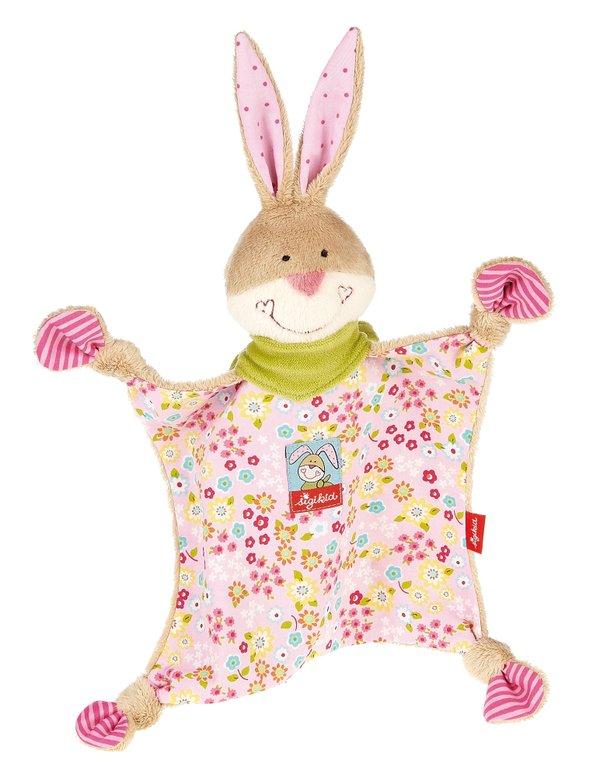 SIGIKID Schmusetuch Hase Bungee Bunny
