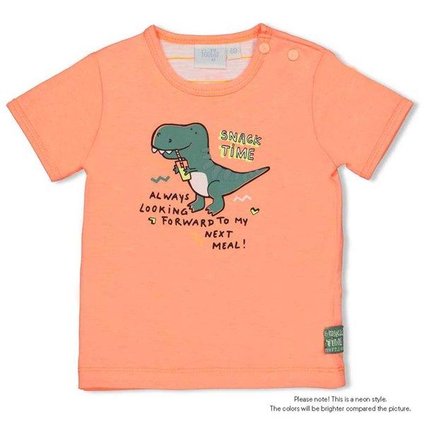 FEETJE, T- Shirt, Snacktime, Gr. 74 bis Gr. 86