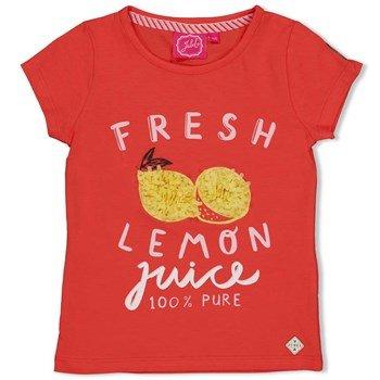 JUBEL T- Shirt in orange, TUTTI FRUTTI, Gr. 116- Gr. 140
