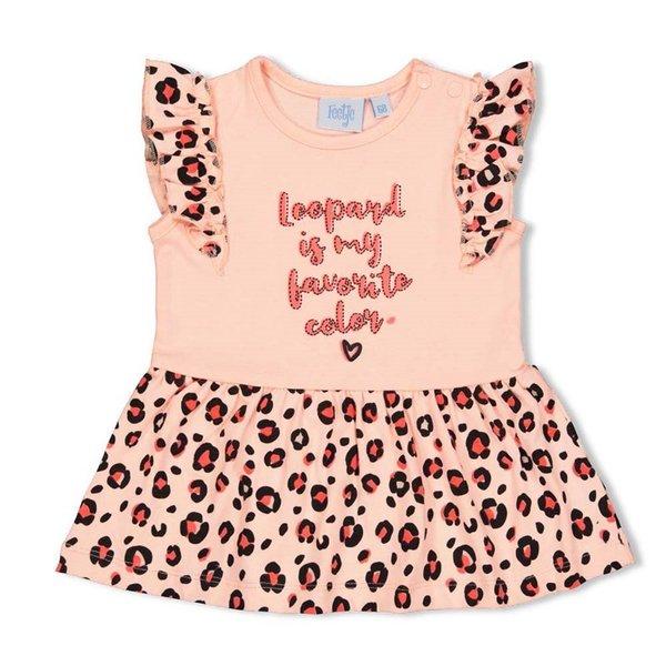 FEETJE Sommerkleid Leopard Love, Gr. 74 bis Gr.86
