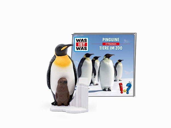 Tonies Was IST WAS Pinguine und Tiere im Zoo