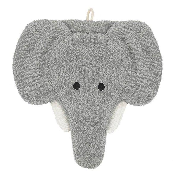 Fürnis Bio Waschhandschuh Ella Elefant groß