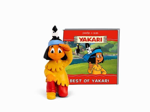 TONIES Yakari, BEST OF YAKARI ab 4 Jahren