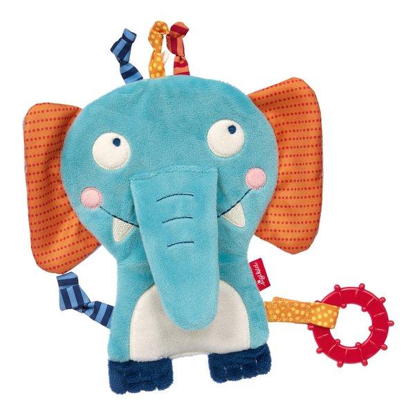 Sigikid Aktivschmusetuch Elefant
