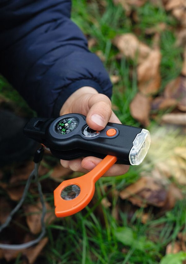 MOSES EXPEDITION NATUR, Survival- Tool