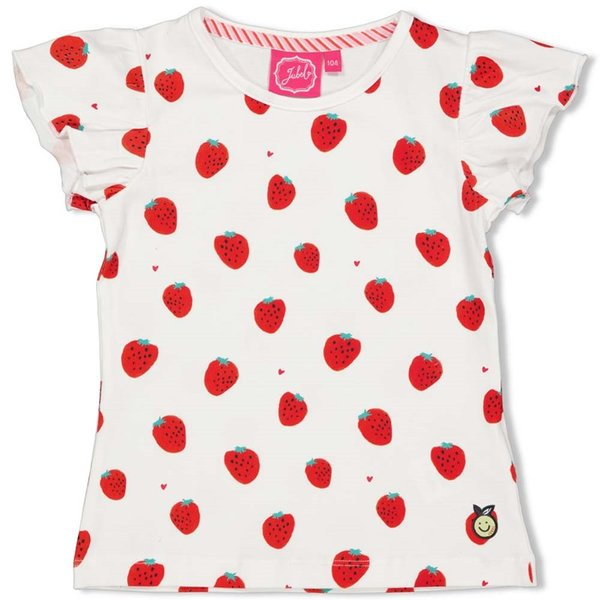 JUBEL T-Shirt Erdbeere, TUTTI FRUTTI, Gr. 92 bis Gr. 140