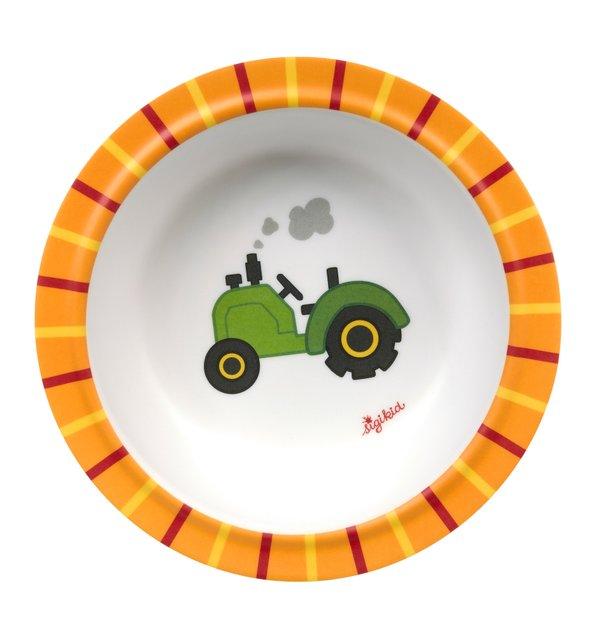 Sigikid Melamin Schale Traktor