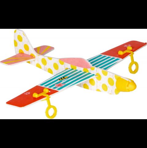 DIE SPIEGELBURG Seifenblasenflieger