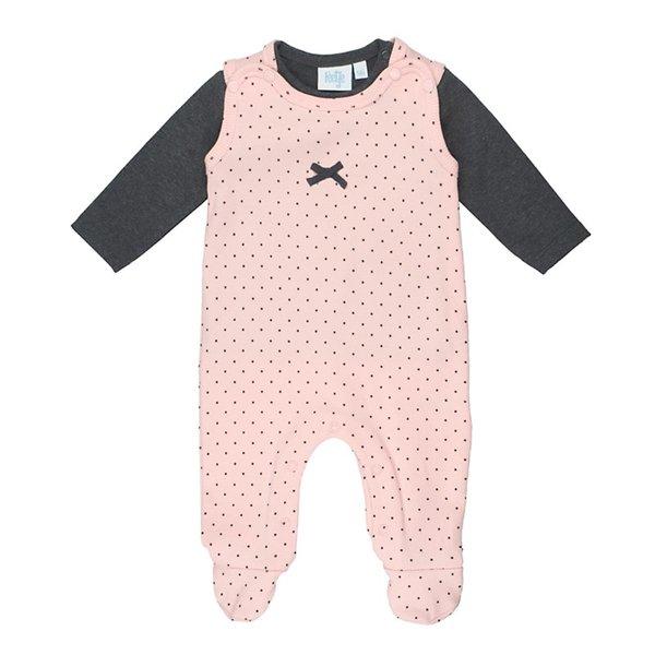 Feetje Baby Strampler 2 tlg. Gr. 44 bis 62 Dots