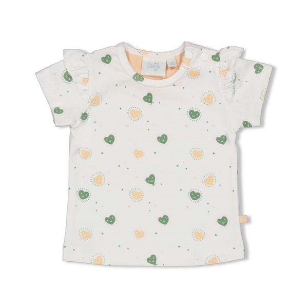 Feete T- Shirt  HEARTS