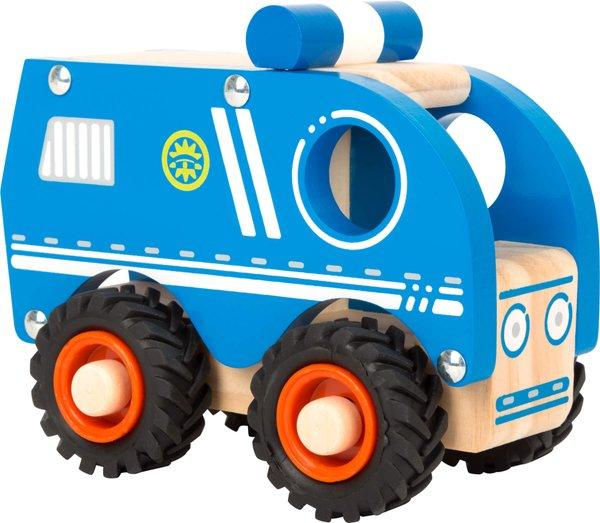 LEGLER Holzspielwaren, Polizeifahrzeug , ab 18 Mon.