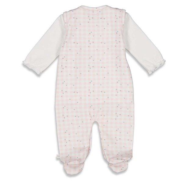 FEETJE Babystrampler, rosa, Gr. 50 bis Gr. 62