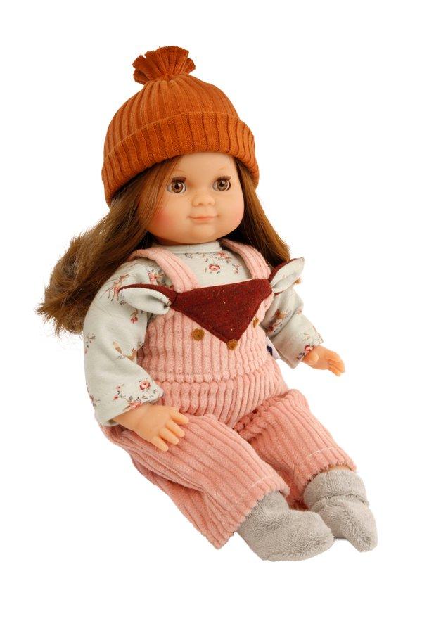 SCHILDKRÖT Puppe SCHLUMMERLE mit braunen Haaren