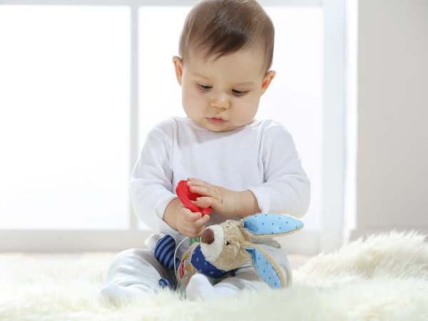 SIGIKID Mini Spieluhr Hase